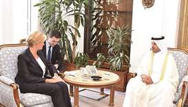 Prime Minister meets Italian Defence Minister