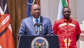 Kenyan president snubs vote crisis meeting, opts for campaigning