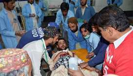 26 workers injured in grenade attack in Pakistani port