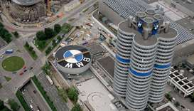 BMW,  Munich