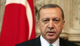 Turkey's Erdogan to visit Qatar on November 15