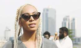 Evening Standard sorry for editing out singer's braids