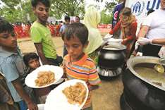 Charity urges solution to Rohingya crisis