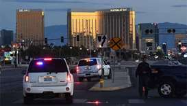 Police believe Las Vegas gunman killed himself