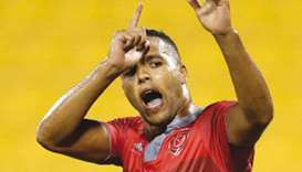 El Arabi nets a double as Duhail see off Umm Salal