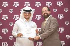 Tamuq students recognised for academic achievements