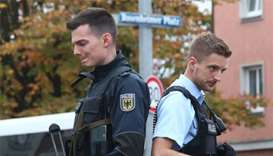 Suspect in Munich knife attacks to be placed in psychiatric care