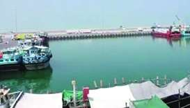 Mwani Qatar to open 'port market' at Ruwais Port