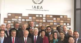 IAEA appreciates Qatar's contribution
