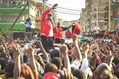 Odinga sister to be charged with incitement to violence