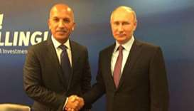 Russian President meets Finance Minister in Moscow