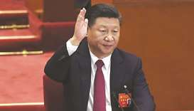 Xi may extend power as China poised to lift term limits