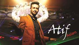 Singer Atif Aslam to perform in Doha