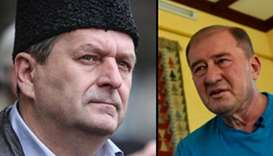 Russia frees two pro-Kiev Crimea Tatar leaders from jail