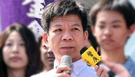 Taiwan convict walks free after decade on death row