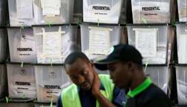 Low turnout as violence tarnishes Kenya's repeat election