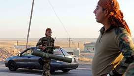 Iraq sets deadline for Kurds to quit Turkey border post