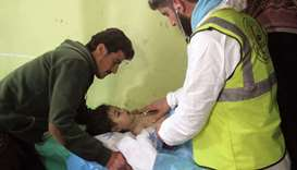 Syrian government to blame for April sarin attack - UN report