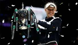 Wozniacki ends Williams jinx to win WTA Finals