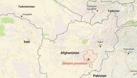 Taliban attack kills nine Afghan police