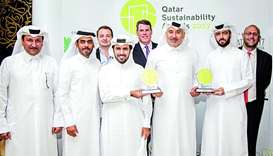 Msheireb Properties wins two Qatar Sustainability Awards