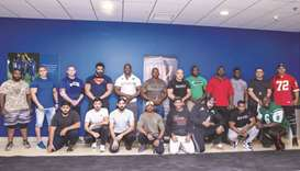 Testing phase for Qatar's Strongest Man 2017 competition kicks off at Aspire Zone