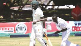 Gritty Windies dig in before Cremer strikes