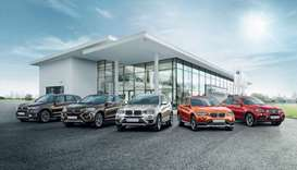 BMW used cars weekend extravaganza from Nov 2