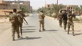 Iraqi forces advance to edge of final IS bastion Al-Qaim