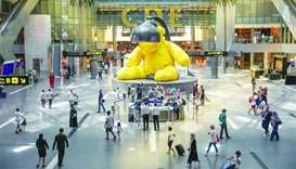 HIA in race for 'World's Best Airport' award in 2018