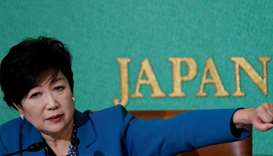 In latest twist of Japan election drama, Tokyo's Koike says won't seek seat