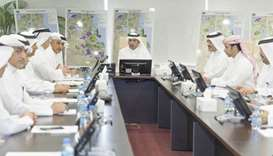 PM reviews progress of Ashghal's major projects