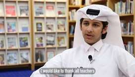 QF students celebrate World Teachers' Day with videos