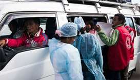 Madagascar bans jail visits to prevent spread of plague