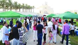 Art and craft on show as MIA Park bazaar returns
