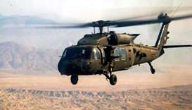 New US helicopters mark major change for Afghan air force