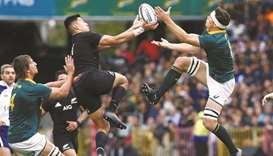 All Blacks edge South Africa to complete unbeaten series