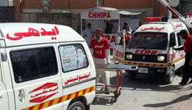 Gunmen kill five ethnic Hazara in sectarian attack in SW Pakistan