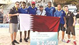 Qatar's Julio and Tijan triumph at Osaka Open