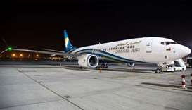 Oman Air to receive 9 Boeing 737 MAX8 planes next year