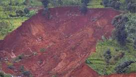 Seven killed in 'massive landslide' in Uganda: Red Cross