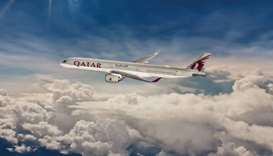 Qatar Airways A350-1000A