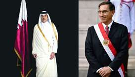 Amir's visit very important for both Qatar and Peru