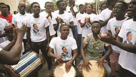 Protesters demand Ivory Coast vote results, police use teargas