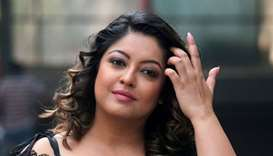 Bollywood actress Tanushree Dutta