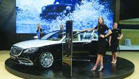 The perfection of the S-Class, blended with the exclusivity of the Maybach, makes the Maybach S-Clas
