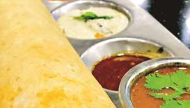 Days of delicious dosa