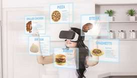 Virtual reality can spot people's love for food