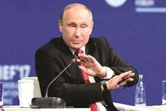Putin says globalisation to blame for Crimea college mass shooting