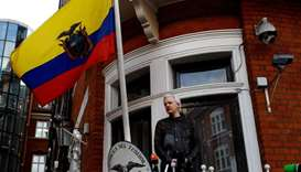 Ecuadorean president says Assange violated asylum terms